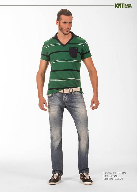 Camisa slim Ref.92226
